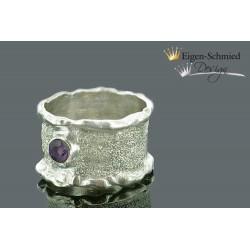 Twinkle purple stone L